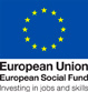 European Union European Social Fund investing in jobs and skills